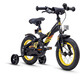 s'cool XXlite 12 Childrens Bike steel black